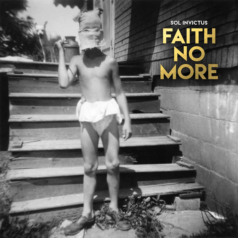 Faith No More - Sol Invictus-Cover