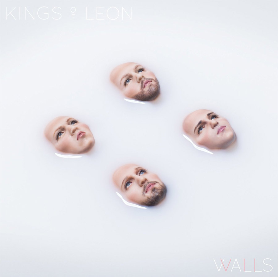"Kings Of Leon: ""Walls""-Cover"