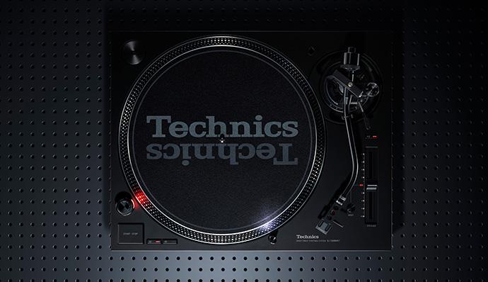 Technics enthüllt SL-1200 MK7