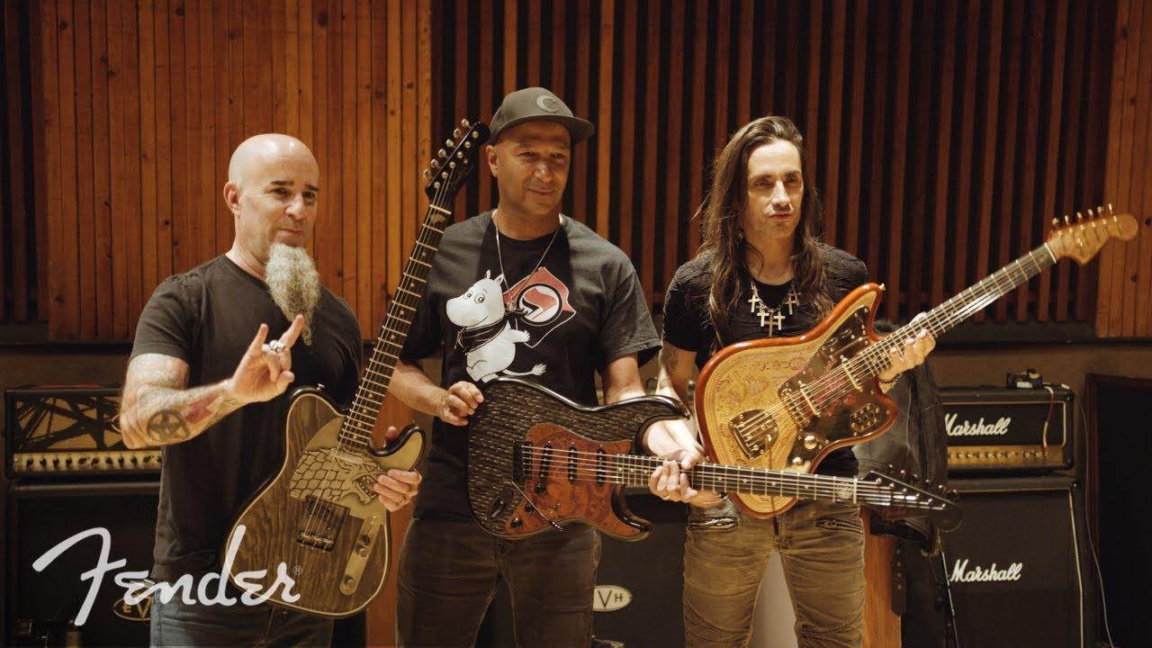 """Fender präsentiert """"Game Of Thrones""""-Gitarren"""