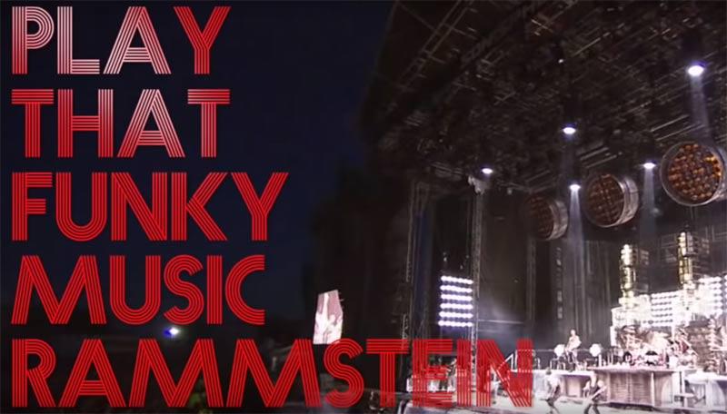 Mash-uperism für Fortgeschrittene: Rammstein vs. Wild Cherry