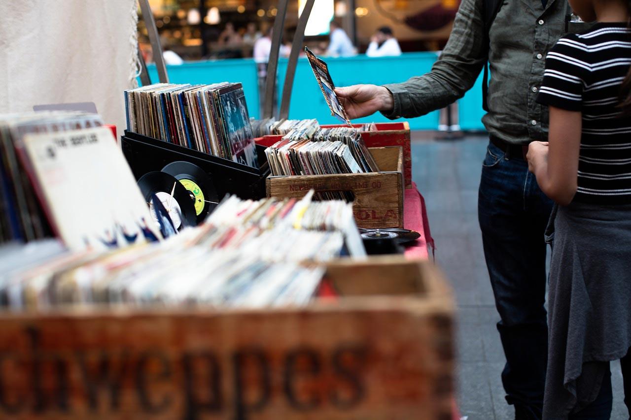 Umsatz: Vinyl überholt CD – zum ersten Mal seit 1986